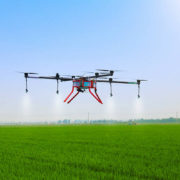 drone sprøjter pesticider