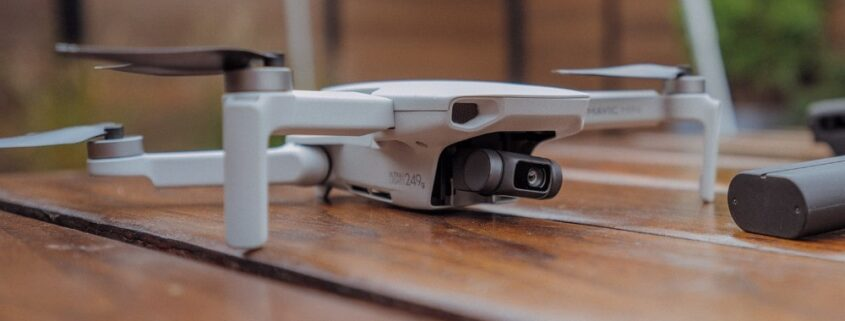 ny minidrone fra dji